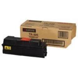 Toner Tk 320 nero originale cartuccia toner 1t02f90euc