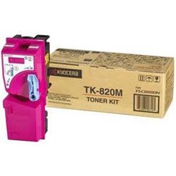 Toner KYOCERA - Tk 820m - magenta - originale - cartuccia toner 1t02hpbeu0