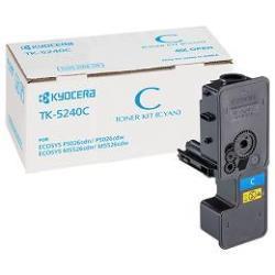 Toner Kyocera - Tk 5240c - ciano - originale - cartuccia toner 1t02r7cnl0
