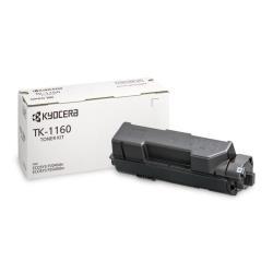 Toner Kyocera - Tk 1160 - nero - originale - cartuccia toner 1t02ry0nl0