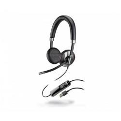 Plantronics Blackwire C725-M - 700 Series - casque - sur-oreille - Suppresseur de bruit actif