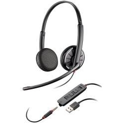 Cuffie con microfono Plantronics - Blackwire 5220 C5220 USB-A (BULK) WW