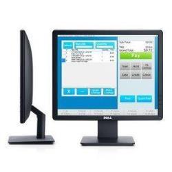 """Écran LED Dell E1715S - Écran LED - 17"""" (17"""" visualisable) - 1280 x 1024 - TN - 250 cd/m² - 1000:1 - 5 ms - VGA, DisplayPort - noir - avec 3 ans de service Premium Panel Exchange"""
