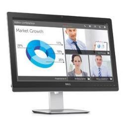 """Écran LED Dell UltraSharp UZ2315H - Écran LED - 23"""" (23"""" visualisable) - 1920 x 1080 1080i - IPS - 300 cd/m² - 1000:1 - 8 ms - 2xHDMI(MHL), VGA, DisplayPort - haut-parleurs - noir - avec 3 ans de service Premium Panel Exchange"""