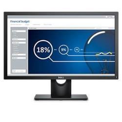"""Écran LED Dell E2316H - Écran LED - 23"""" (23"""" visualisable) - 1920 x 1080 Full HD (1080p) - TN - 250 cd/m² - 1000:1 - 5 ms - VGA, DisplayPort - noir - avec 3 ans de service Advance Exchange - pour OptiPlex 3040"""