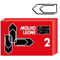 Fermagli Molho Leone - 2 - clip per carta 21112