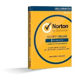 Software Norton - Security deluxe (v. 3.0) - scheda abbonamento (1 anno) 21355420