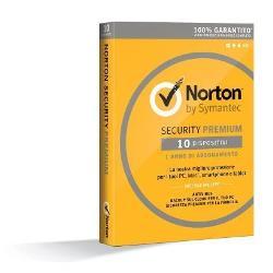 Software Norton - Security premium (v. 3.0) - scheda abbonamento (1 anno) 21355422