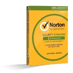 Software Norton - Security standard (v. 3.0) - scheda abbonamento (1 anno) 21355483