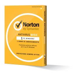 Software Norton - Antivirus basic - box pack (1 anno) - 1 pc 21367731