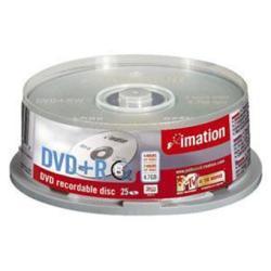 DVD Imation - Dvd+r x 25 - 4.7 gb - supporti di memorizzazione i21749