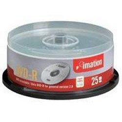 DVD Imation - Dvd-r x 25 - 4.7 gb - supporti di memorizzazione i21979
