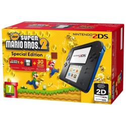 Console Nintendo - 2DS + NEW SUPER MARIO BROS 2