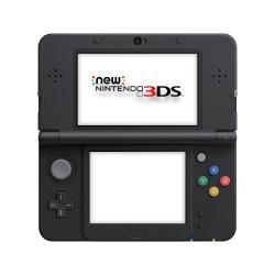 Console Nintendo - New nintendo 3ds Nero