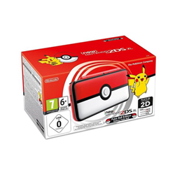 Image of Console 2DS XL Poké Ball Limited Edition
