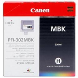 Serbatoio Canon - Pfi-302 mbk - nero opaco - originale - serbatoio inchiostro 2215b001aa