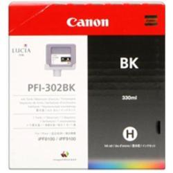 Serbatoio Canon - Pfi-302 bk - nero - originale - serbatoio inchiostro 2216b001aa