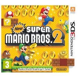 Videogioco Nintendo - New super mario bros 2 Nintendo 3ds