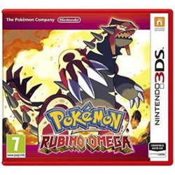 Videogioco Nintendo - Pokémon omega rubino