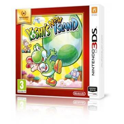 Videogioco Nintendo - Yoshi's new island select Nintendo 3ds