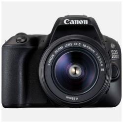 Fotocamera reflex Canon - Eos 200d 18-55 dc