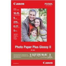 Carta fotografica Canon - Photo paper plus glossy ii pp-201 - carta fotografica - extra-lucida 2311b053