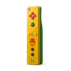 Controller Nintendo - Wii Remote Plus Bowser