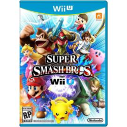 Videogioco Nintendo - Super smash bros Wii u