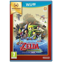 Videogioco Nintendo - Zelda Wind Waker WII U