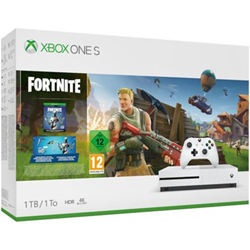 Image of Console Xbox One S 1TB + Fortnite