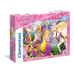 Puzzle Clementoni - Principessa Tangled 23702