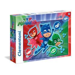 Puzzle Clementoni - Pj masks
