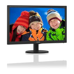 "Monitor LED Philips - V-line 240v5qdab - monitor a led - full hd (1080p) - 23.8"" 240v5qdab/00"