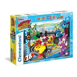 Puzzle Clementoni - Mickey Roadster Racers 24481