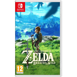 Videogioco The Legend of Zelda: Breath of the Wild Switch