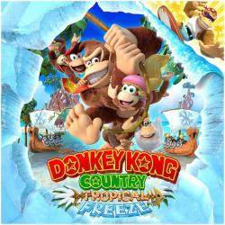 Videogioco Donkey kong country tropical