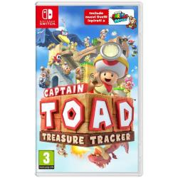Videogioco Captain toad: treasure tracker