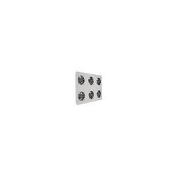 Hewlett Packard Enterprise - Hpe kit di ventilazione rack 257414-b21