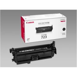 Toner Canon - 723 bk - nero - originale - cartuccia toner 2644b002
