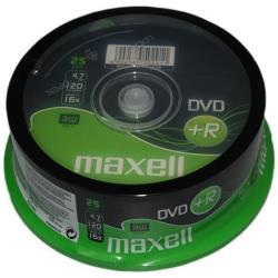 Image of Dvd+r x 25 - 4.7 gb - supporti di memorizzazione 275525