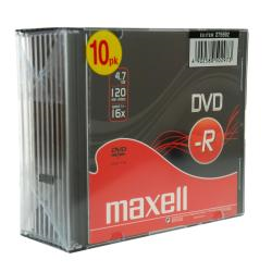 DVD Maxell - 275592