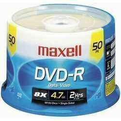 DVD Maxell - Dvd-r x 50 - 4.7 gb - supporti di memorizzazione 275610