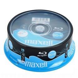 Maxell - Bd-r x 25 - 25 gb - supporti di memorizzazione 276071