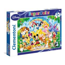 Puzzle Clementoni - Disney classic