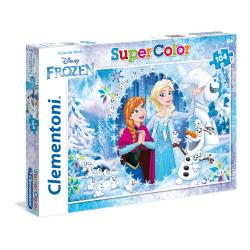 Puzzle Clementoni - Frozen together forever
