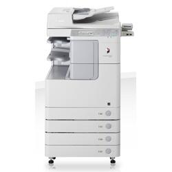 Imprimante laser multifonction Canon imageRUNNER 2545i - Imprimante multifonctions - Noir et blanc - laser - A3 (297 x 420 mm) (original) - A3 (support) - jusqu'à 45 ppm (copie) - jusqu'à 45 ppm (impression) - 1200 feuilles - USB, LAN, hôte USB