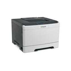 Imprimante laser Lexmark CS310dn - Imprimante - couleur - Recto-verso - laser - A4/Legal - 1200 x 1200 ppp - jusqu'à 23 ppm (mono) / jusqu'à 23 ppm (couleur) - capacité : 250 feuilles - USB, LAN