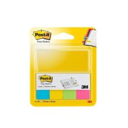 Post it Post-it - SEGNAPAGINA 670-4U 20X38 5 Colori