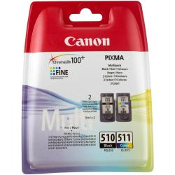 Cartuccia Canon - Pg-510/cl-511 2970b011