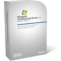 Software Microsoft - Windows small business server 2011 premium add-on cal suite - licenza 2yg-00380